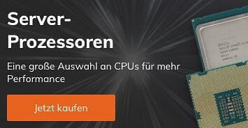 Server Prozessoren